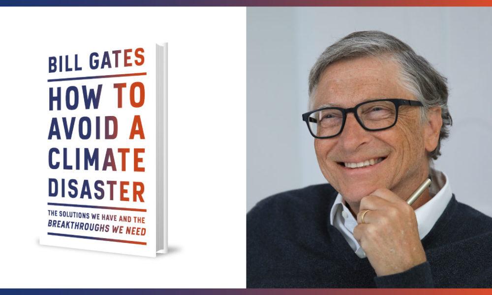 Bill Gates vuole salvare l'ambiente che ha contribuito a distruggere