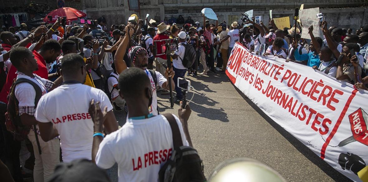 Ancora proteste ad Haiti: sciopero generale contro il governo!