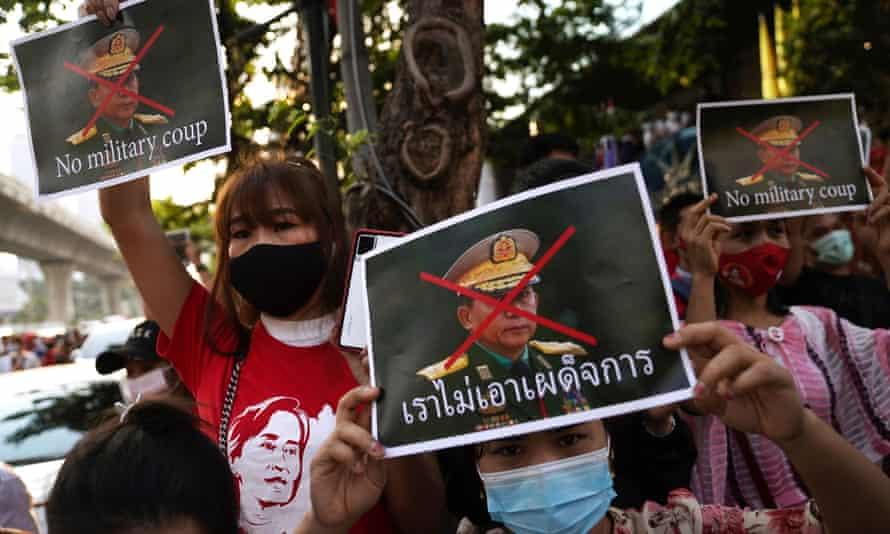 Quello che sappiamo (fin'ora) sul Golpe in Myanmar