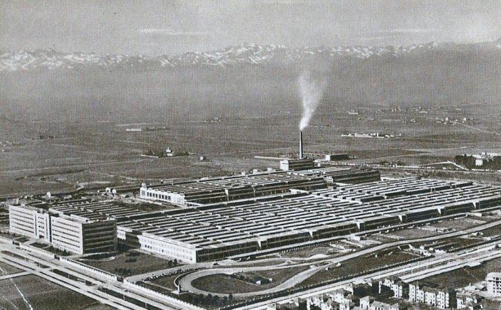 Fabbrica e città: il capitale nello spazio e le trasformazioni dal fordismo a oggi