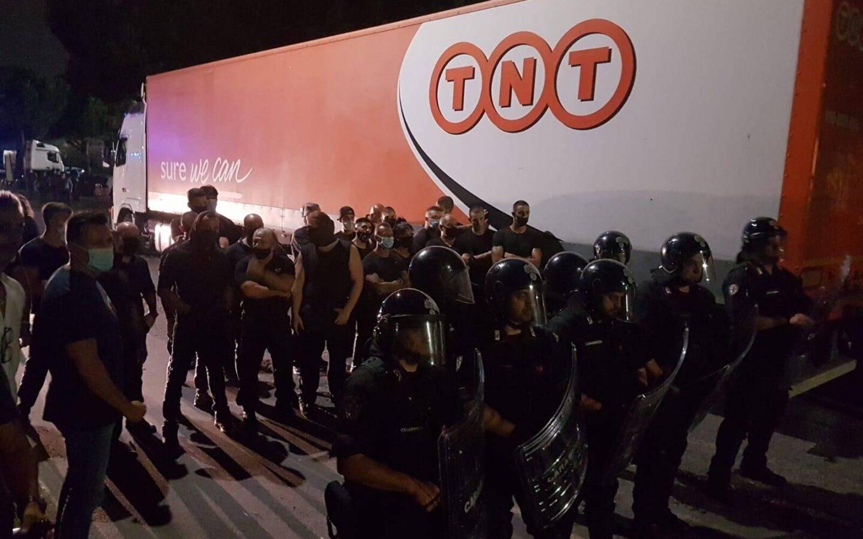 Piacenza: perquisizioni e arresti contro la lotta in TNT-Fedex