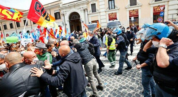Alitalia in fibrillazione: scoppia la protesta degli aeroportuali
