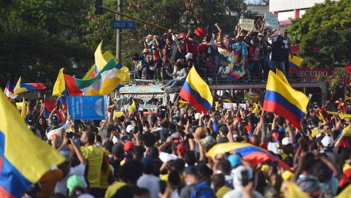 Colombia: Duque ritira la riforma tributaria dopo giorni di scioperi e mobilitazioni