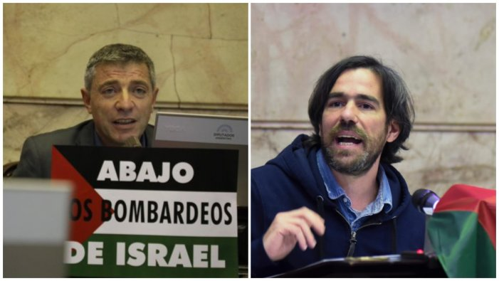 La grande stampa e l'ambasciata di Israele attaccano l'antisionismo del Frente de Izquierda in Argentina