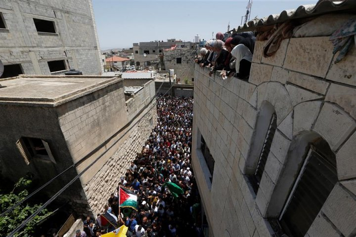 Palestina: domani sciopero generale dal mare al fiume contro l'attacco di Israele!