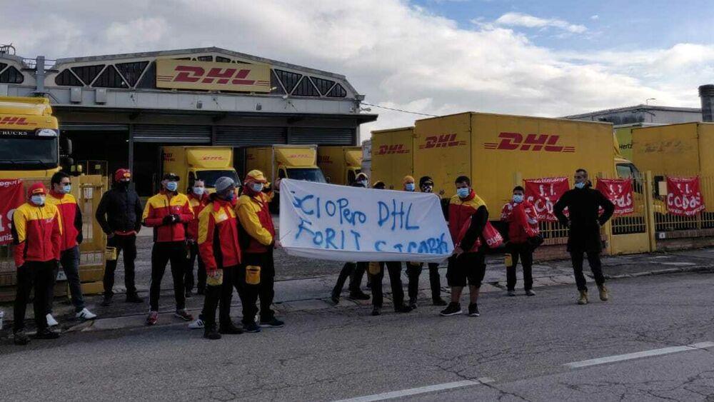 """""""Usa meri serbatoi di manodopera"""": DHL accusata di frode fiscale"""