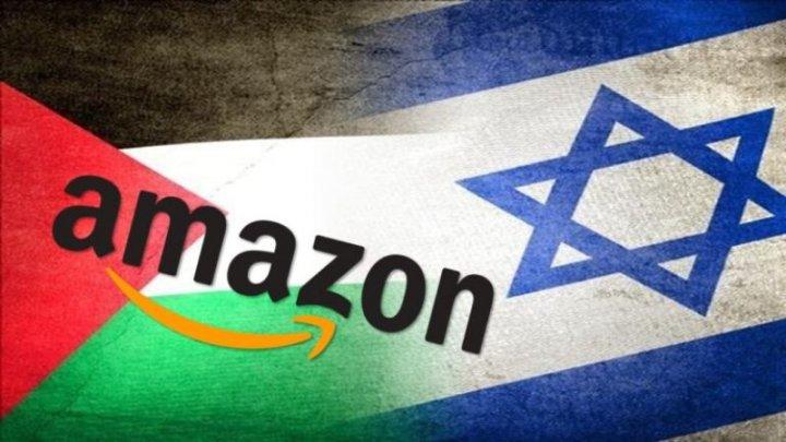 Petizione di 600 lavoratori Amazon in solidarietà al popolo palestinese