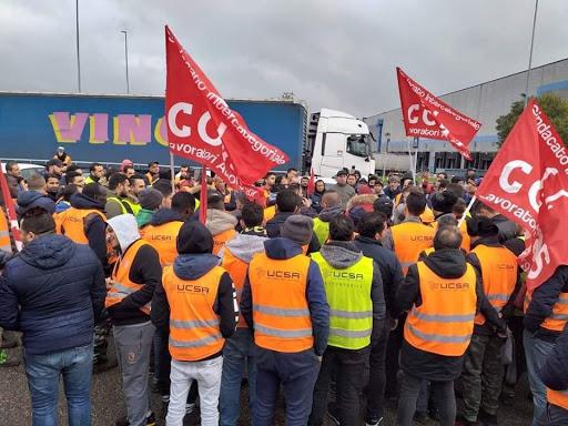 Contro lo squadrismo dei padroni si allarga il fronte dei lavoratori, venerdì è sciopero nella logistica!