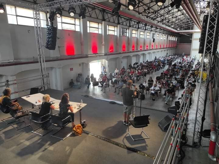 Costruire lo sciopero generale: a Bologna, oggi grande assemblea di lavoratori e lavoratrici