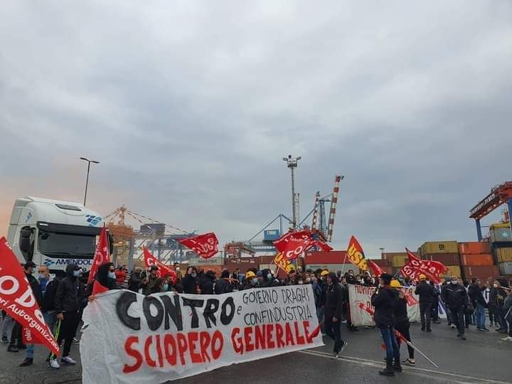 I sindacati di base in piazza oggi, scioperi e manifestazioni in decine di città